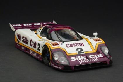 JAGUAR XJ-R9 Winner 1988 Le Mans 24 Hours, driven by Dumfries/Lammers/Wallace