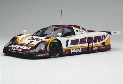 JAGUAR XJ-R9 1988 Le Mans 24 Hours driven by Brundle/Nielsen
