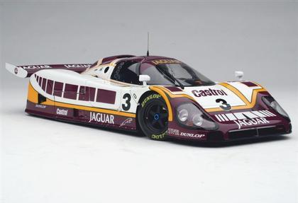 JAGUAR XJ-R9 1988 Le Mans 24 Hours driven by Boesel/Watson/Pescarolo