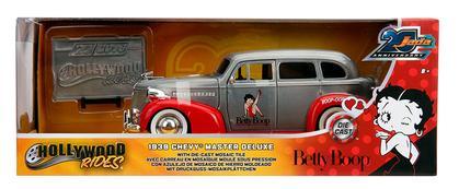 Chevrolet Master Deluxe 1939 Betty Boop