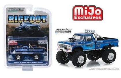 Bigfoot #1 Original Monster Truck 1974 Ford F-250