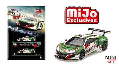 HONDA NSX GT3 24 HOUR SPA CASTROL OIL
