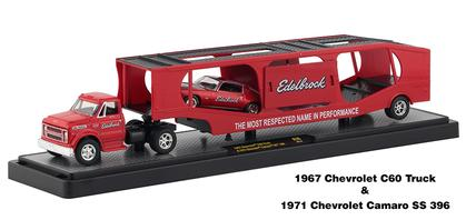 1967 Chevrolet C60 Truck & Camaro SS 396 1967