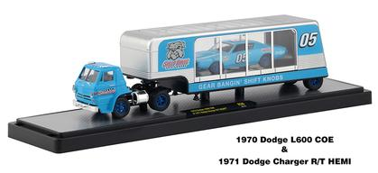 1970 Dodge L600 COE & 1971 Dodge Charger R/T HEMI