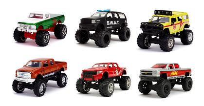 Just Trucks - Wave 24 Set