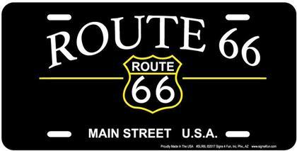 ROUTE 66 MAIN STREET U.S.A.