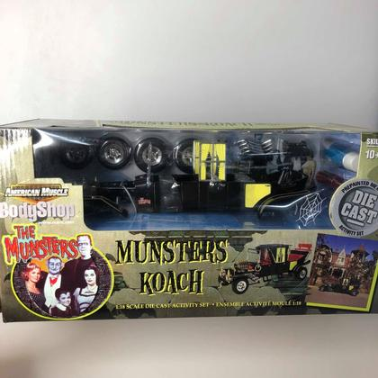 Munsters Koach Kit
