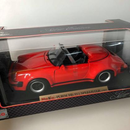 Porsche 911 Speedster 1989