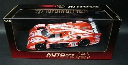Toyota GT-ONE TS020 Lemans 1998 Katayama/Suzuki/Tsuchiya #27