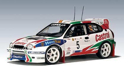 Toyota Corolla WRC 1998 Saintz/Moya