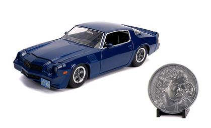 Chevrolet Camaro Z28 Billy - Stranger Things (Coin included)