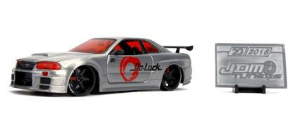 Nissan Skyline GT-R R34 JDM - Jada 20th Anniversary