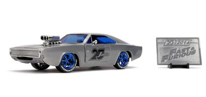 Dodge Charger R/T 1970 Fast and Furious - Jada 20th Anniversary