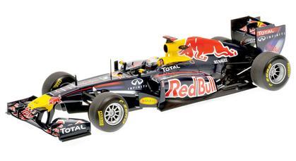 2011 RED BULL RACING RENAULT F1 RB7 SEBASTIEN VETTEL