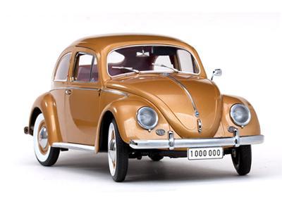 Volkswagen Beetle Saloon 1955 1 Millionth VW