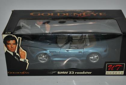 BMW Z3 Roadster James Bond - Goldeneye