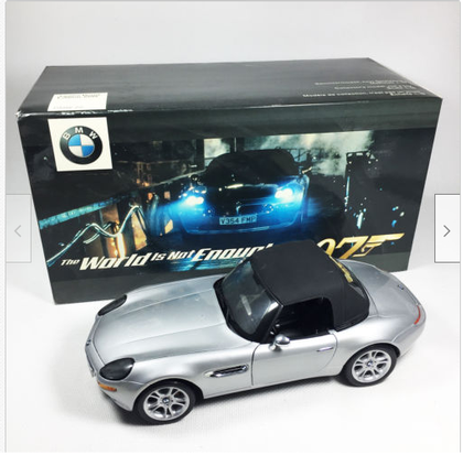 BMW Z8 1999 James Bond - The World is not Enough