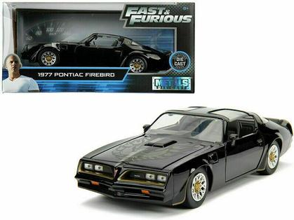 Pontiac Firebird 1977 Tego - Fast and Furious (COMING SOON)