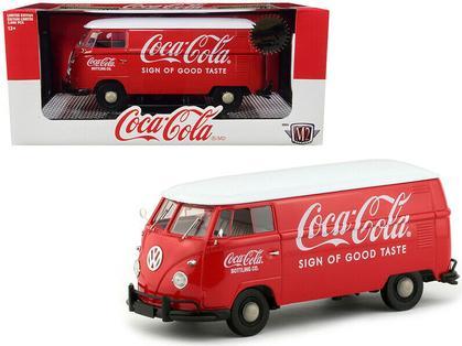 Volkswagen 1960 Delivery Van Coca-Cola