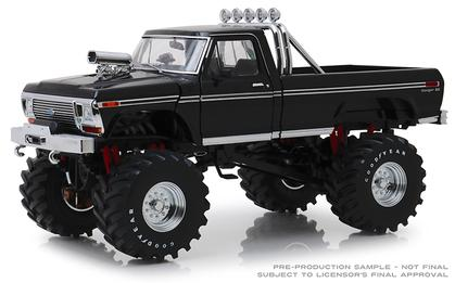 Ford F-250 1979 Monster Truck 48
