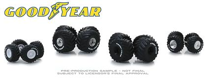 Goodyear Trucks Wheel & Tire Pack Series 2