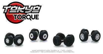 Tokyo Trucks Wheel & Tire Pack Series 2
