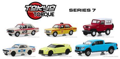 Tokyo Torque Series 7 Set