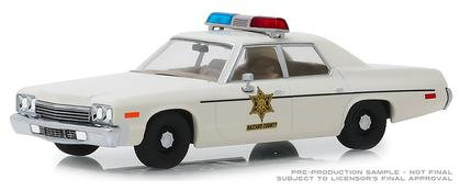 Dodge Monaco Pursuit 1975 Hazzard County Sheriff