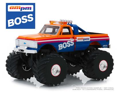 Chevrolet K-10 1972 Monster Truck AM/PM Boss - Kings of Crunch Series 2