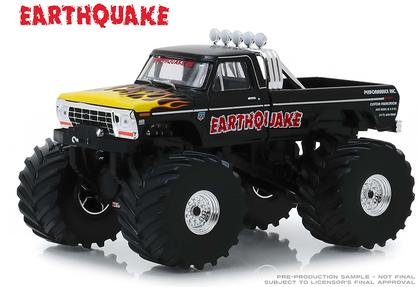 Ford F-250 1975 Monster Truck