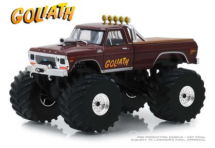 Ford F-250 1979 Monster Truck Goliath Kings of Crunch Series 2