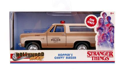 Chevrolet Blazer Hopper's Stranger Things - Hawkins Police Dept
