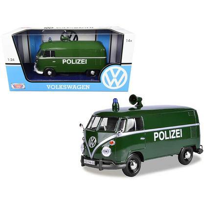 Volkswagen Type 2 (T1) Police Van Polizei Police