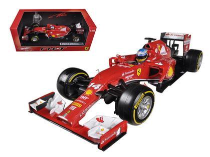FERRARI F14-T F1 2014 Fernando Alonso