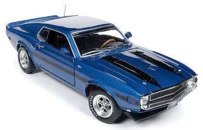 Ford Mustang Shelby GT-350 (End of December)