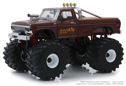 Ford F-250 1979 Monster Truck