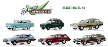 Estate Wagons Series 4 Set