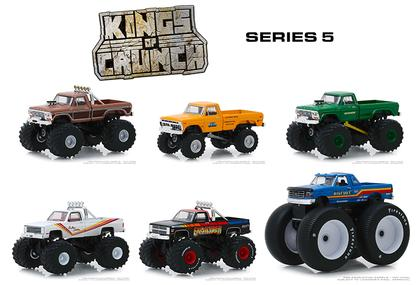 Kings of Crunch Series 5 Set