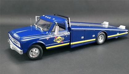 Chevrolet C-30 1967 Ramp Truck Sunoco Racing (End of december)