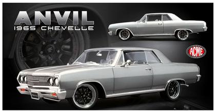 Chevrolet Chevelle 1965 Anvil (End of december)