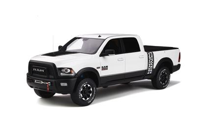 Dodge Ram 2500 Power Wagon 2017 (End of december)