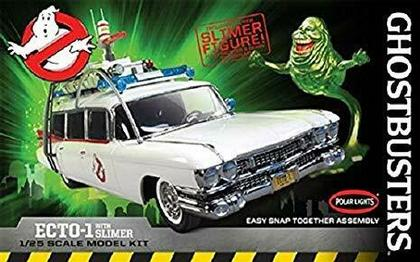 Ghostbusters Ecto-1 w/Slimer Figure (kit)