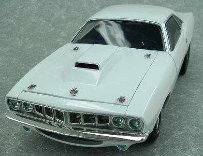 Plymouth Cuda 1971 Pro Stock Style