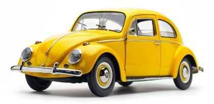 Volkswagen Beetle Saloon 1961