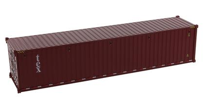 40' Dry Goods Shipping Container