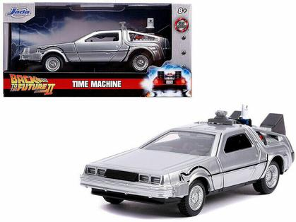 DELOREAN Back to the Future II Time Machine 1/32
