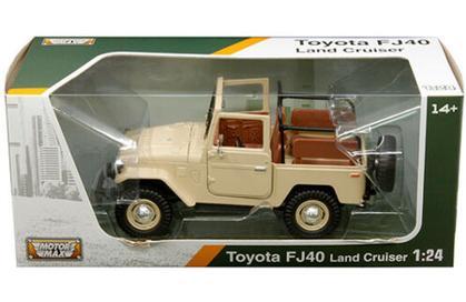 Toyota FJ40 Convertible
