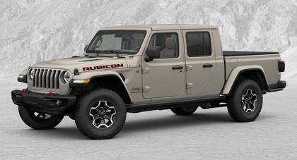 Jeep Gladiator Rubicon (summer 2020)