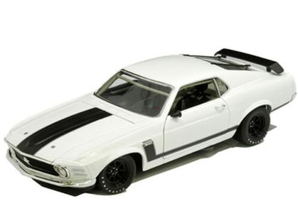 Ford Mustang Boss 302 1970  Trans am Street Version (January 27)