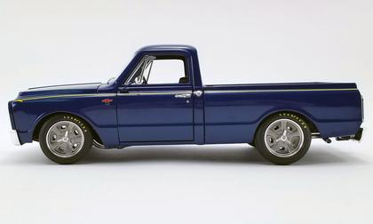 Chevrolet C-10 1967 Shop Truck (January 27)